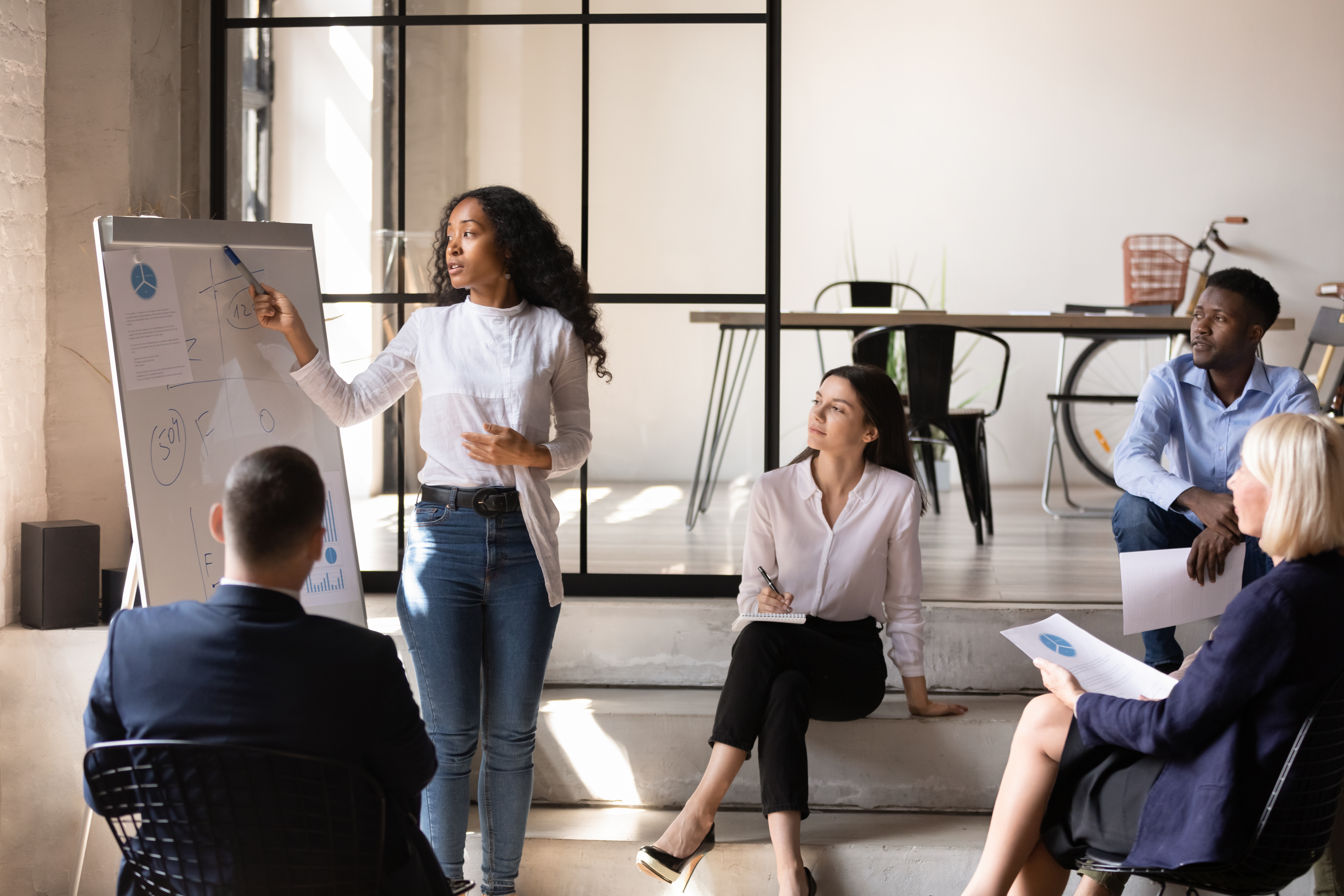 Accelerate your Business with Custom Training
